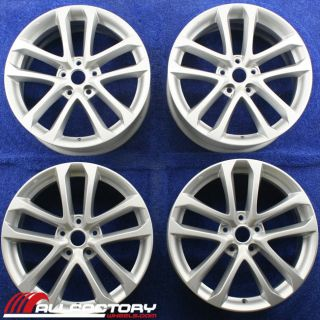 ALTIMA 18 2009 2010 2011 2012 FACTORY OEM RIMS WHEELS SET FOUR 62521