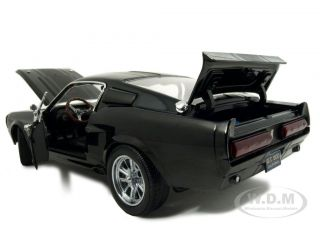 1967 Shelby Mustang GT500 Super Snake Black 1 18 by Shelby