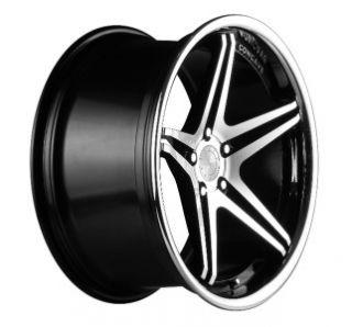 Benz W204 C250 C300 C350 C63 Vertini Monaco Concave Wheels Rims