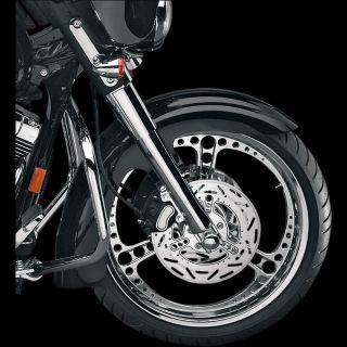 ARLEN NESS Big Wheeler Front Fender, 21 inch for 1987 2013 Harley