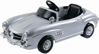 New Mercedes Benz 300SL Battery Powered Ride on Sports Car Toy