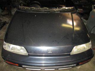 Honda CRX EF6 EF8 Front End Nose Cut Bumper Hood Fenders Headlight