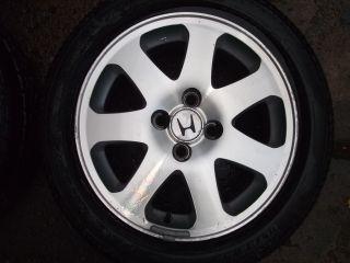 99 00 Honda Genuine Civic SI Wheels Rims B16