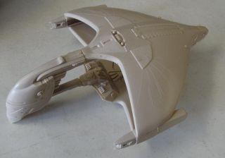 Romulan Warbird Star Trek Model Kit AMT 1989