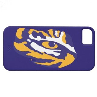 Eye of the Tiger Artslick iPhone 5 Covers