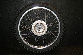 TTR125 TTR 125L Front Wheel Hub Rim Spoke