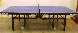 Butterfly Centrefold 25 Table Tennis Ping Pong Ittf 9ft