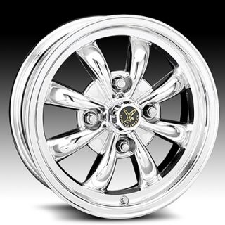 15 x5 5 Eagle 071 0710 Polished Wheels Rims 5 6 8 Lug