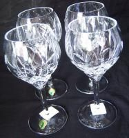Set 4 Waterford Lismore Traditions All Purpose Goblets