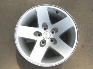 2003 2004 2005 2006 Jeep Wrangler Factory 16x8 Aluminum Wheel