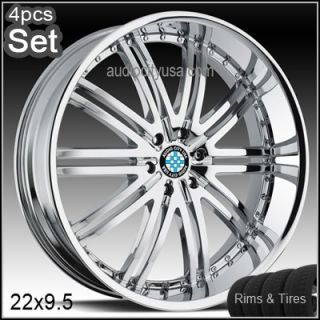 22inch for BMW Wheels and Tires 6 7 Series x5 M6 Rims
