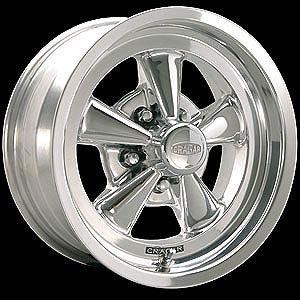 Cragar 610C885045 Blem s s 1 Piece Cast Aluminum Wheel