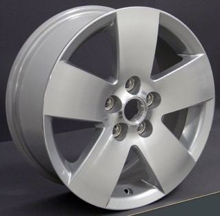 16 Chevy Malibu 5045 Wheels Rims Silver 16x6 5 Set