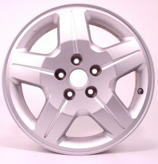 17 Dodge Caliber Silver Factory Wheel 2287