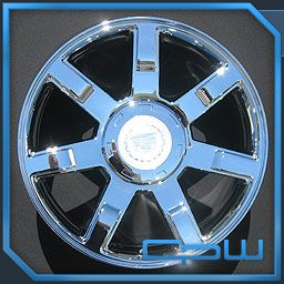 Cadillac Escalade ESV Ext 22 inch Chrome Wheels Rims