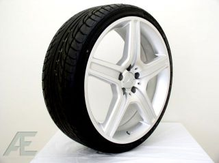 18 Mercedes Wheels Rims Tires S430 S500 S550 S600