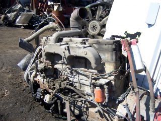 Cummins Diesel Engine 1987