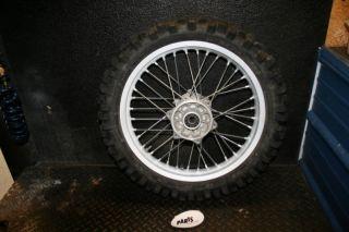 KLX400 KLX 400 DRZ400 Rear Wheel Rim Hub Stock