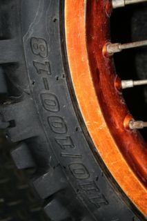 KTM 250EXC 250 EXC Rear Wheel Rim Hub Stock