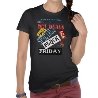 Follow Me Black Friday Shirts