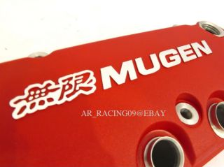 This auction is for a Brand new Formula Type Mugen Style Valve Cover