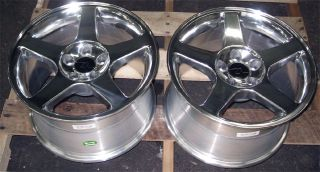 Wheels 17x10.5 inch rears fits SVT Cobra, GT, 1994 2004 Rims 17 inch