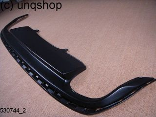 VW Volkswagen Passat CC Rear Diffuser J Part of Body Kit Bodykit PU