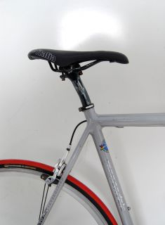 Cannondale R1000 SI Caad 5 Road Bike Shimano Ultegra Continental Selle