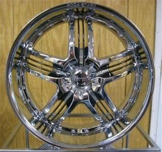 24inch Rims Tires Wheels Hummer H2 H3 Chrome 41O Package