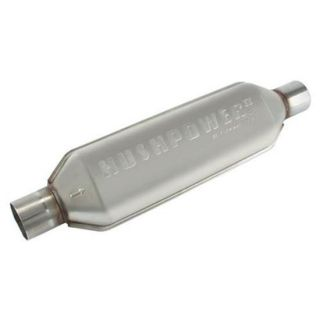 New Flowmaster 17 Hushpower II 304 Polishable Stainless Steel Muffler