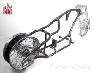 Rolling Chassis ProStreet Frame Wheels 200 Wide Fit Harley Sportster