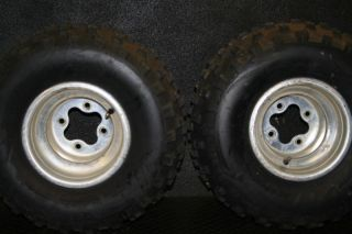 2005 Honda 450R 450 R Rear Wheels Rim Tires 450R TRX450R