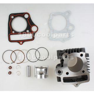 47mm Engine Cylinder Piston Kit 70cc Dirt Bike Pit Bike ATVs Quad