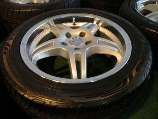 17 Wheels Tires Mercedes SL SL500 500SL SL600 600SL SL320 300SL 129
