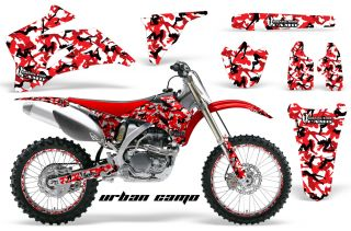 Amrracing Number Decal Dirt Bike Graphic Decal Yamaha YZ450 YZ YZ250F