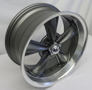 CLASSIC WHEELS RIMS CORVETTE C3 1970 1971 1972 1973 1974 17 inch rims