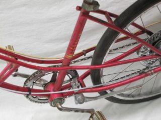 Vintage  Spyder 500 24 5 Speed Like Stingray Muscle Bike Banana