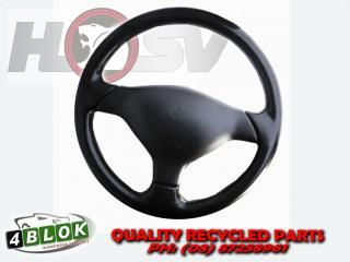Commodore HSV Genuine VR vs Tri Spoke Steering Wheel Momo Clubsport