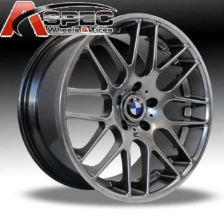19 BMW 325i 328i 330i 335i Hyper Black CSL Rim Wheels