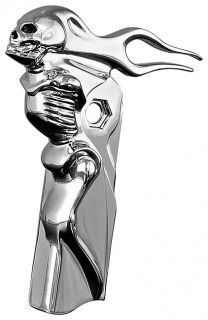 Kuryakyn Shift Arm Cover Zombie 1054 Harley Davidson