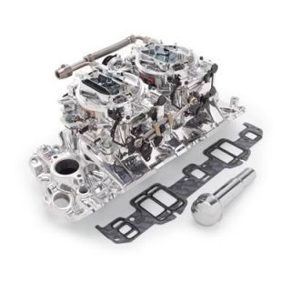Edelbrock Performer Intake Manifold and Carburetor Kit 20674