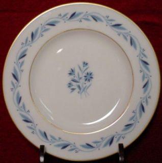 Lenox China Blueridge Salad Plate P316 Gold Stamp