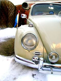 Grilles Mesh Rally Vintage Porsche 356 Headlight Grills BUG BUS 356