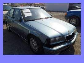 BMW 318i 4DR E36 Interior Door Panel Assembly L F