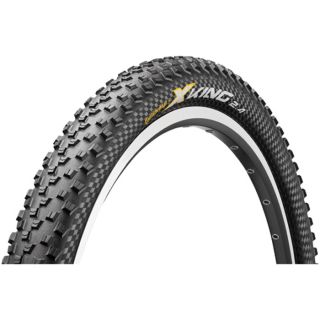 Continental x King 26 x 2 4 inch Black Mountain Bike Tyre Tire