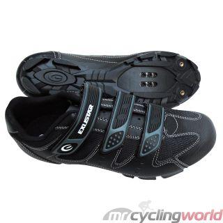 EXUSTAR MTB Shoes Mountain Bike Cycling Suit Shimano Pedals