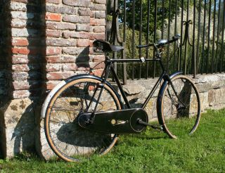 1934 Sunbeam Gents RARE Vintage Bike Antique Bicycle Worldwide