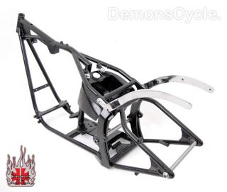 200 Wide Rolling Chassis Bobber Frame Wideglide Fit Harley Softail EVO