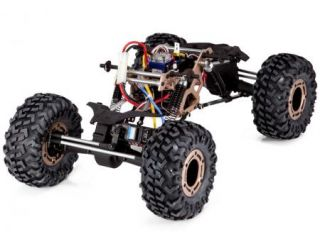 4GHz Rockslide RS10 XT 1 10 Electric Brushed Redcat RC Rock Crawler