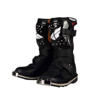 New Fly Racing Maverik Riding Boots Mini Kids Size 12